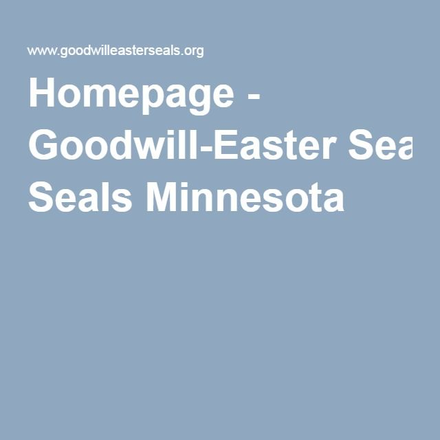 Goodwill Easter Seals will provide used equipment for disability and medical needs. -Courage Kenny Rehabilitation Institute