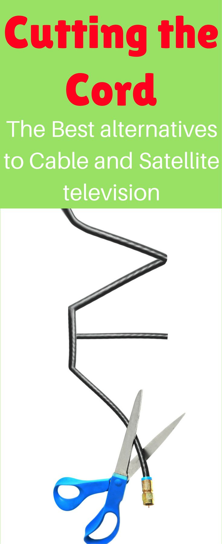 The Best Alternatives to Cable and Satellite Television / Saving money / cable television / cable tv / roku / tv / best tv