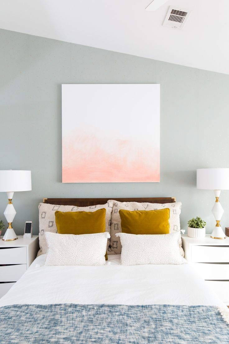 One Room Challenge Final Reveal: Our Master Suite Makeover (+ video) by top Houston lifestyle blogger ashley rose of sugar & Cloth #bedroomdecor #masterbedrrom #orc #interiordesign