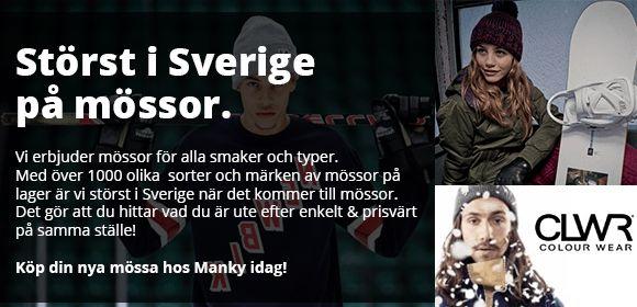 Störst i Sverige på mössor!