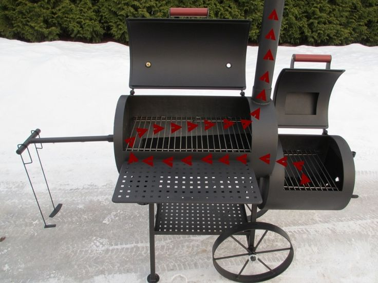 Best Smokers Images On Pinterest Barbecue Grill Food And - 8 diy smokers for enjoying barbeques