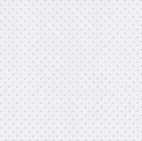 Papierové tapety, hviezdičky hnedé, Dieter Bohlen 4 Kidz 549530, P+S International, rozmer 10,05 m x 0,53 m
