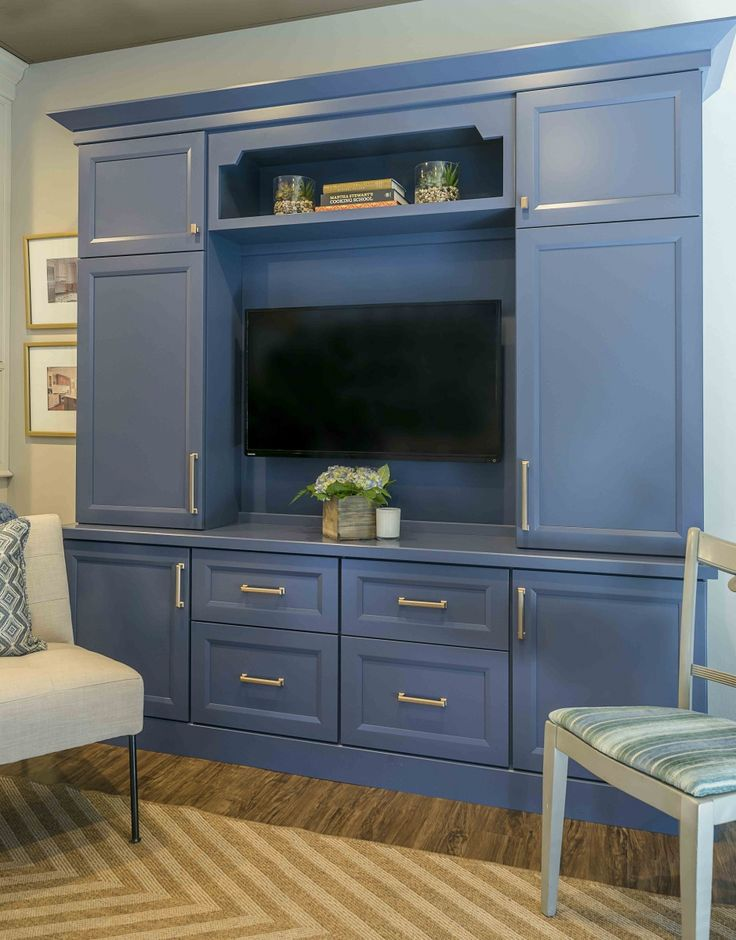 Plain Posh Cabinetry Design Westmont IL Navy Blue Has Slowly Become A Popular