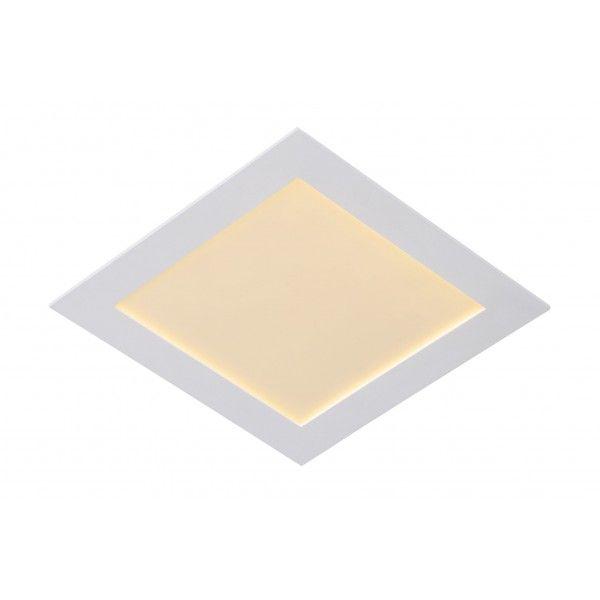 Brice-Led Square D22 cm - Lucide