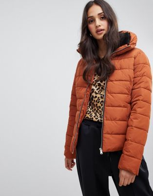 In Selfridge Miss Padded Rust Jacket 2018Autumn Looks IyY6vf7bgm