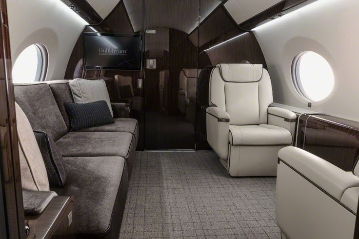 The G650ER interior is a blend of style, comfort and function.