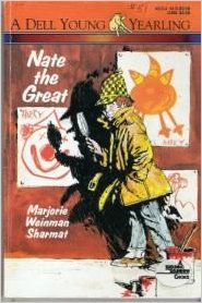 Nate the Great comprehension worksheets.