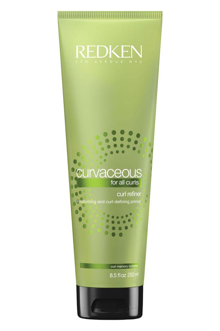 Redken Curvaceous Curl Refiner - ELLE.com
