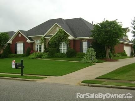 Lake Lot Custom Built Home By Kenny Hayes - East Montgomery