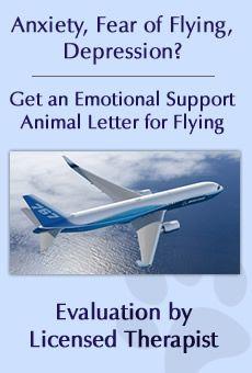 Emotional support dog certification