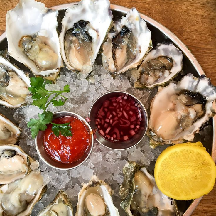 Oyster Hour At Herringbone Restaurant In La Jolla Weekdays Between 4
