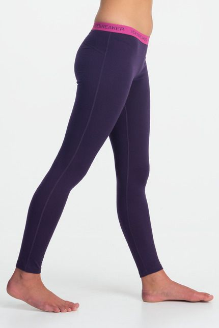 Women's Icebreaker Oasis Leggings - Outfitters, Grouse Mountain, Vancouver - Pin It To Win It Contest