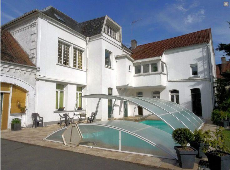 """Dans le Département du PAS DE CALAIS, La Maison d'Hôtes de Charme """" AU BOIS DORMANT """" à HUBY SAINT LEU a opté pour une Présence ILLIMITÉE sur http://www.trouverunechambredhote.com/fiche.php?aid=710"""