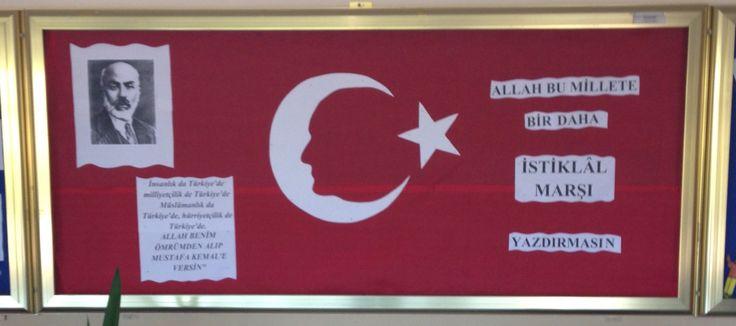 İstiklal marşı kabulü adalet