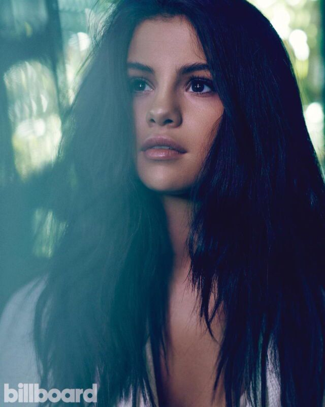 Selena for the October 2015 Issue of Billboard Magazine
