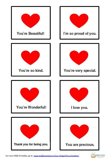 24 best images about Affirmations for kids on Pinterest