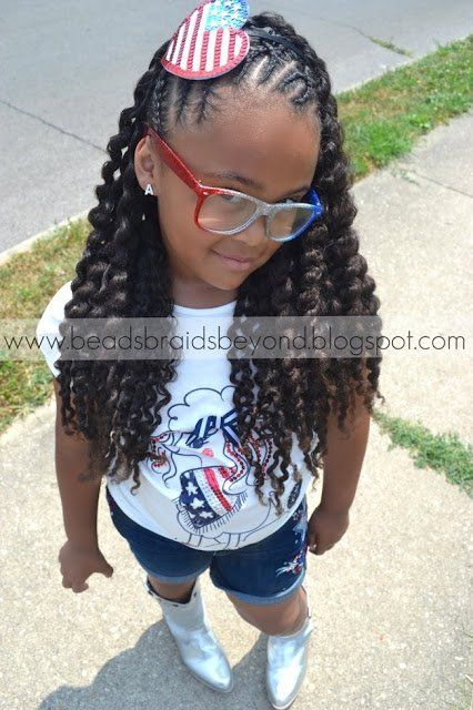 Strange 1000 Images About Black Little Girl Hairstyles On Pinterest Hairstyles For Women Draintrainus