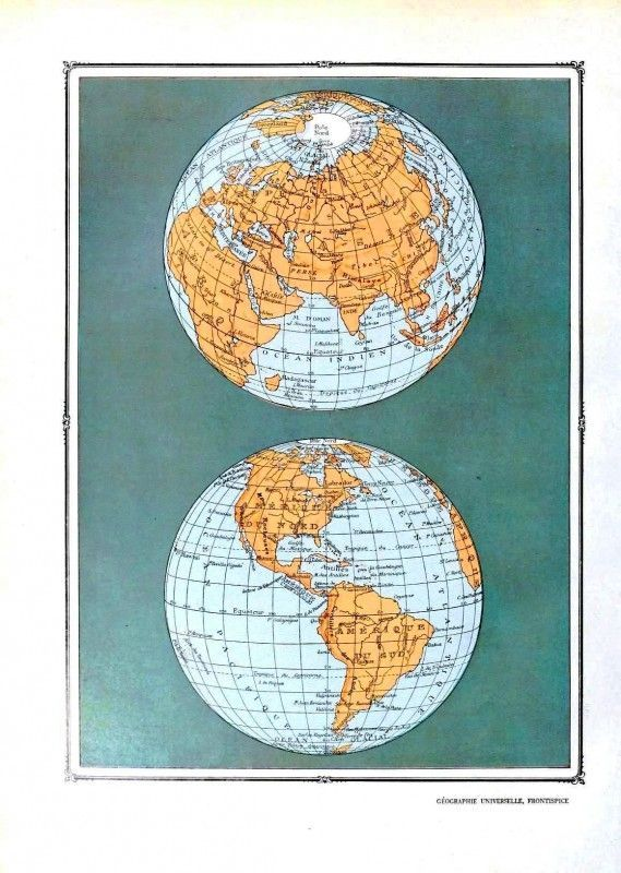 842 best vintage maps images on pinterest destinations beautiful digital vintage maps antique maps of the world 1570 instant download high resolution printable art poster gumiabroncs Image collections