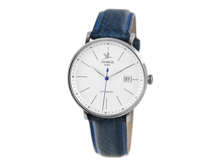 La montre Automatique Initial - Charlie Watch