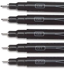 The Best Drawing Pens for Artists: Pens for Creating Pen and Ink Artwork   Art-Is-Fun