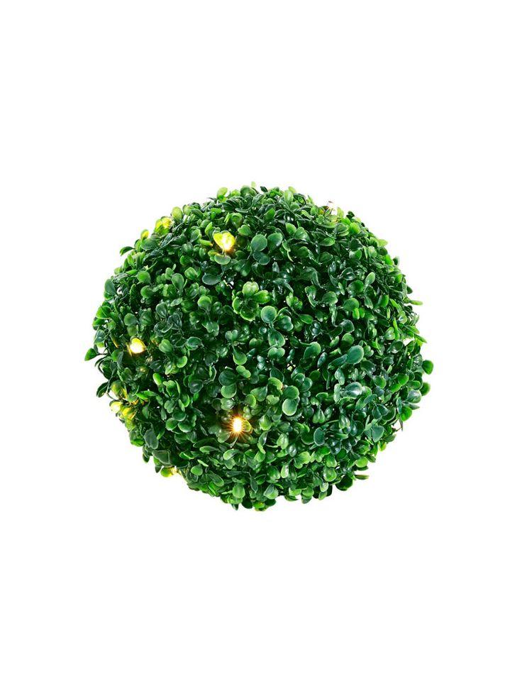 heine home - LED-Buchsbaumkugel grün im Heine Online-Shop ➤ Jetzt günstig bestellen auf heine.ch