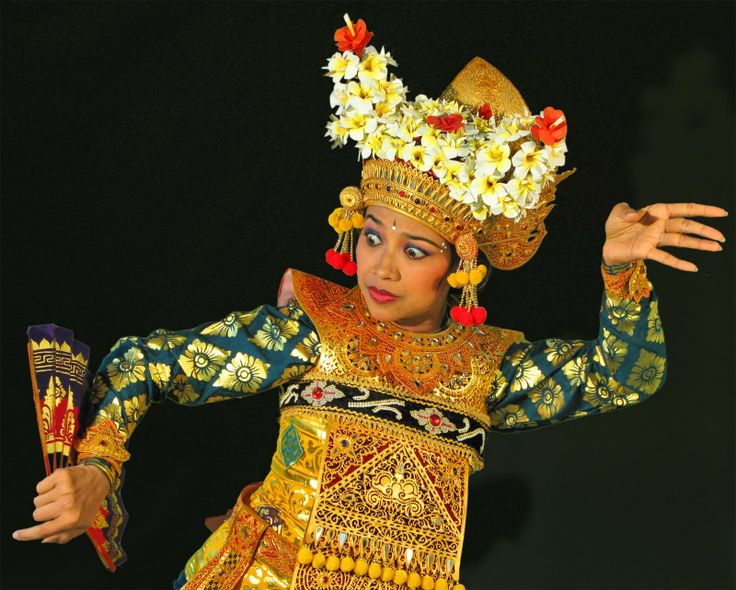 Tarian Pendet,Bali #PINdonesia