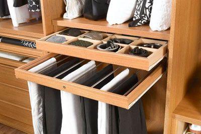 medidas para cajones en closets - Buscar con Google