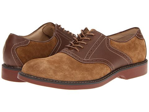 Zappos mens saddle shoes