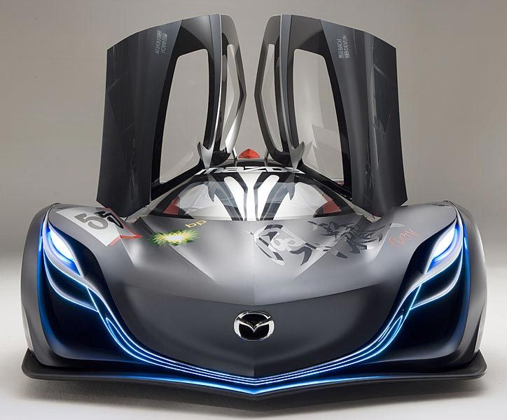 Cool Stuff We Like Here @ CoolPile.com ------- << Original Comment >> ------- Mazda Furai Concept