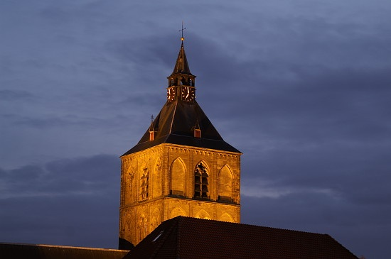The basilica of St Plechelm - Oldenzaal, the Netherlands
