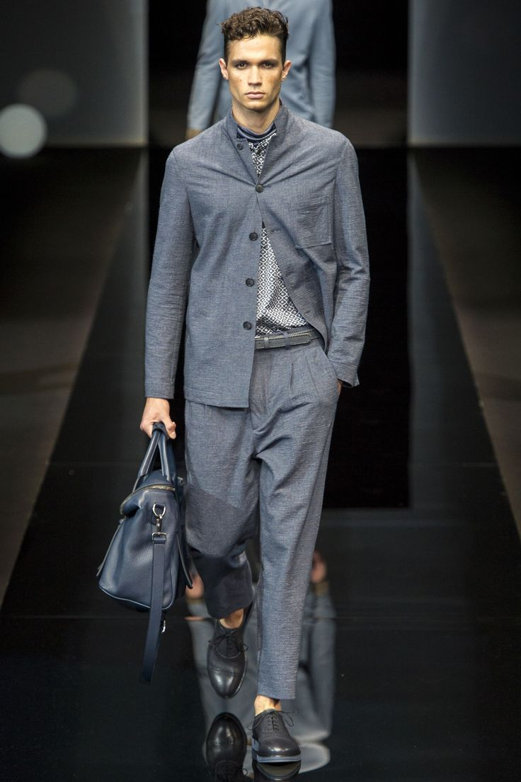 Giorgio Armani Spring Collection