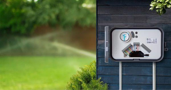 Latest 6 Wifi Sprinkler Controller System #gardening #garden #DIY #home #flowers #roses #nature #landscaping #horticulture