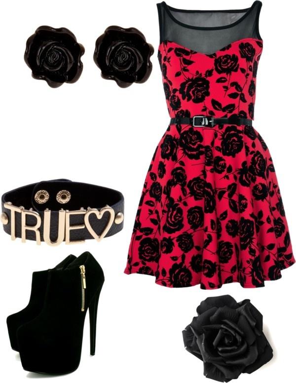 Best 25+ Emo dresses ideas on Pinterest   Cute emo clothes ...