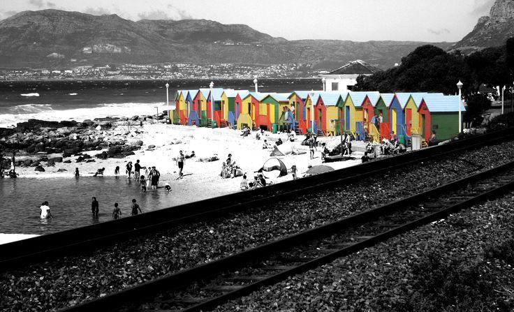 Splash of colour - Cape Town