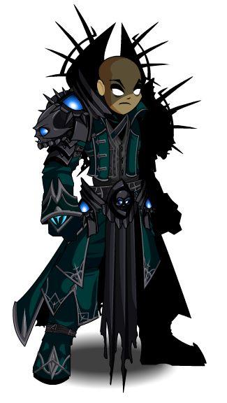 DarkCasterXMale from Aqw