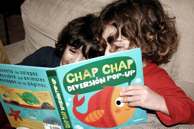 Mi Mundo con ellos Tres: Cuento para primeros lectores: Chap Chap Diversión...