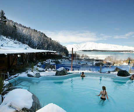 #Tekapo Springs with the best views of any hot pool in the world in NZ http://www.aluxurytravelblog.com/2013/06/17/new-zealands-number-one-place-not-to-be-missed/