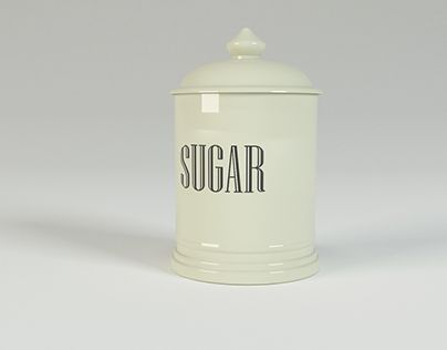 """Check out new work on my @Behance portfolio: """"Product Design - Sugar Jar"""" http://be.net/gallery/50480093/Product-Design-Sugar-Jar"""