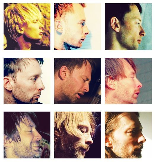 93 Best Thom Yorke Images On Pinterest