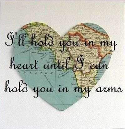 Long Distance Military Relationship Inspired Short Wedding Quotes