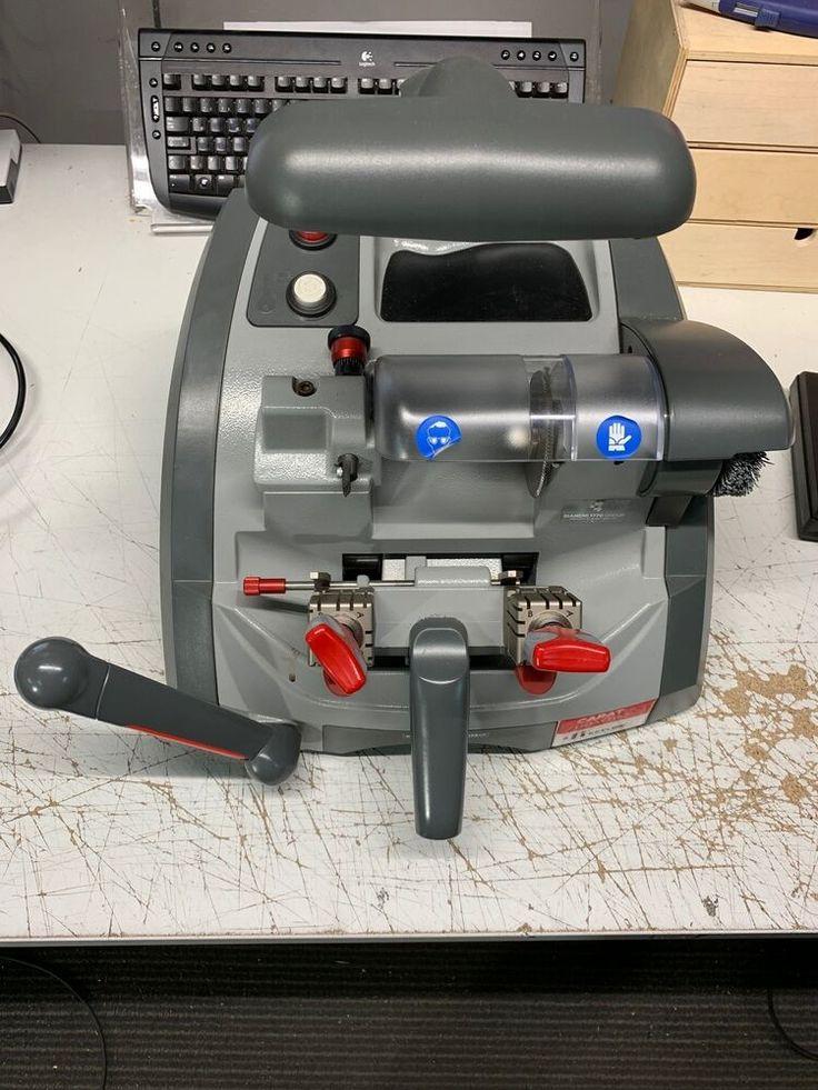 SchlÃsselfrÃsmaschine Keyline Carat Quattro Ebay