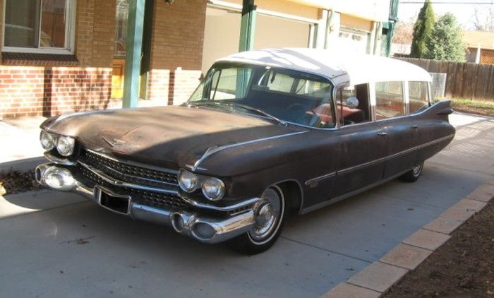 Hemmings Find of the Day – 1959 Cadillac Miller-Meteor hearse