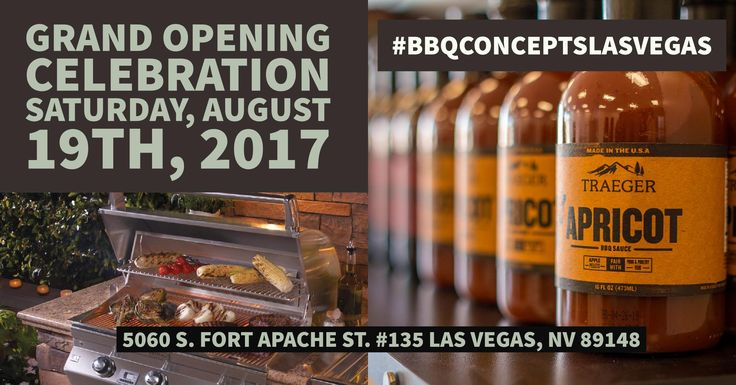 BBQ Concepts is open, now! We've planned for our official grand opening BBQ celebration to be held on Saturday, August 19th, but we are happily serving our customers now. If you haven't heard of us yet, we're Las Vegas, Nevada's newest custom outdoor kitchen design center. We're...