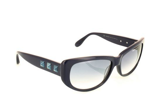 Marc Jacobs Womens Blue Organic Sunglasses lenses 59 mm