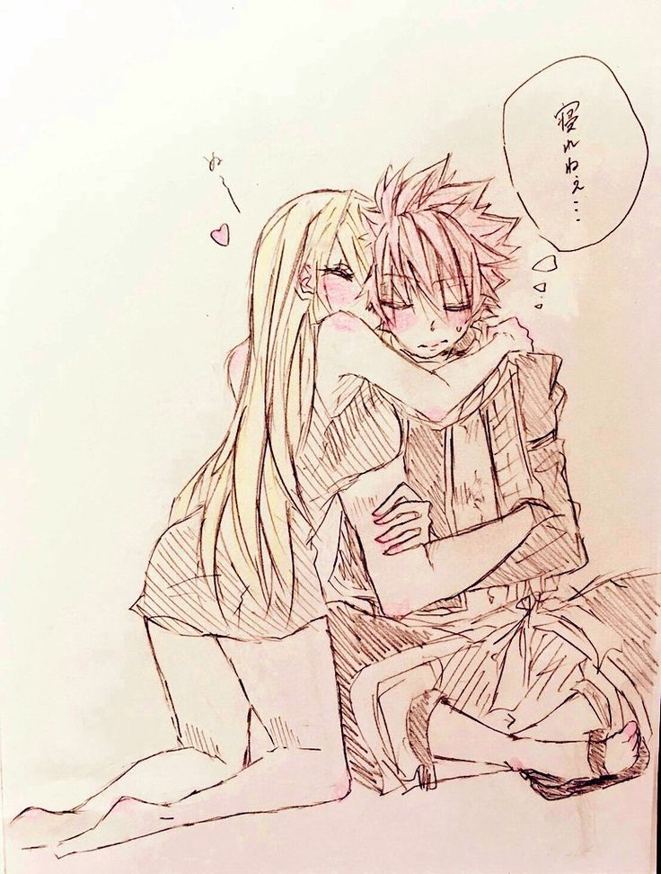 fairy tail nalu