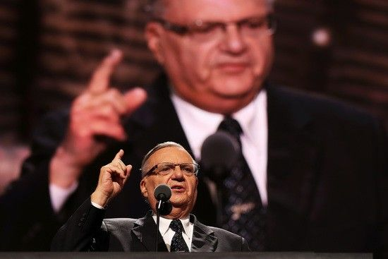 Could Maricopa County Sheriff Joe Arpaio finally face justice? The Justice Department is moving ahead with criminal contempt charges against the racist Arizona sheriff over hisracial profiling.Now:      Arpaio has not yet officially been charged....
