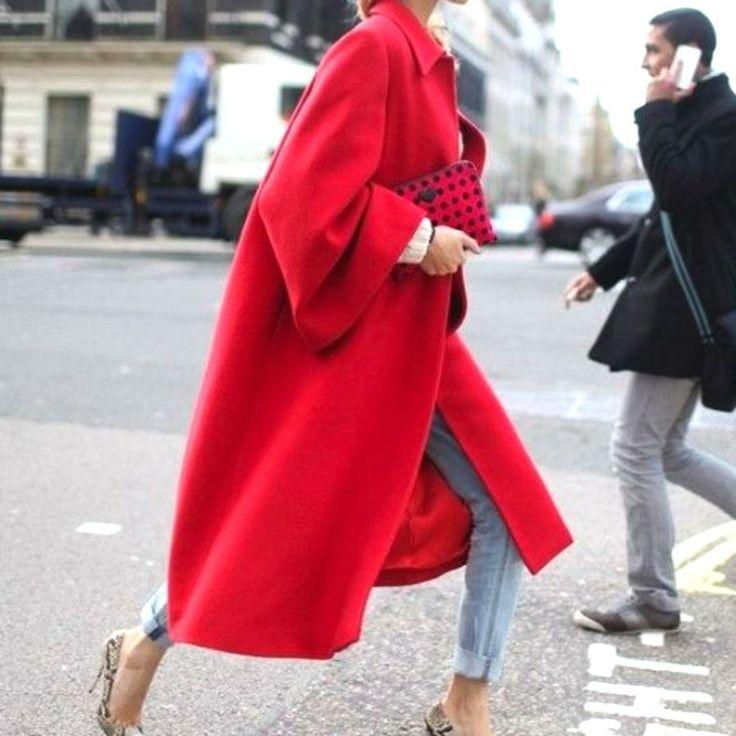 Red coat envy
