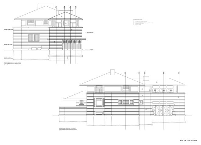 Permit set many sets of construction drawings consist of for Architectural plans and permits