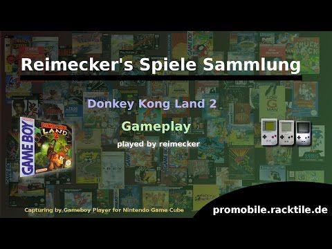 Reimecker's Spiele Sammlung : Donkey Kong Land 2