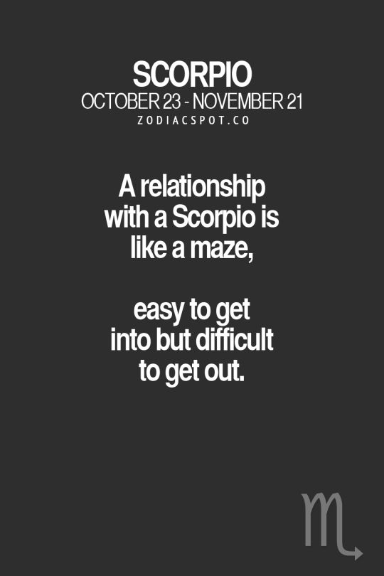 Traits of a Scorpio Man in Love and the Dos and Don'ts of ...